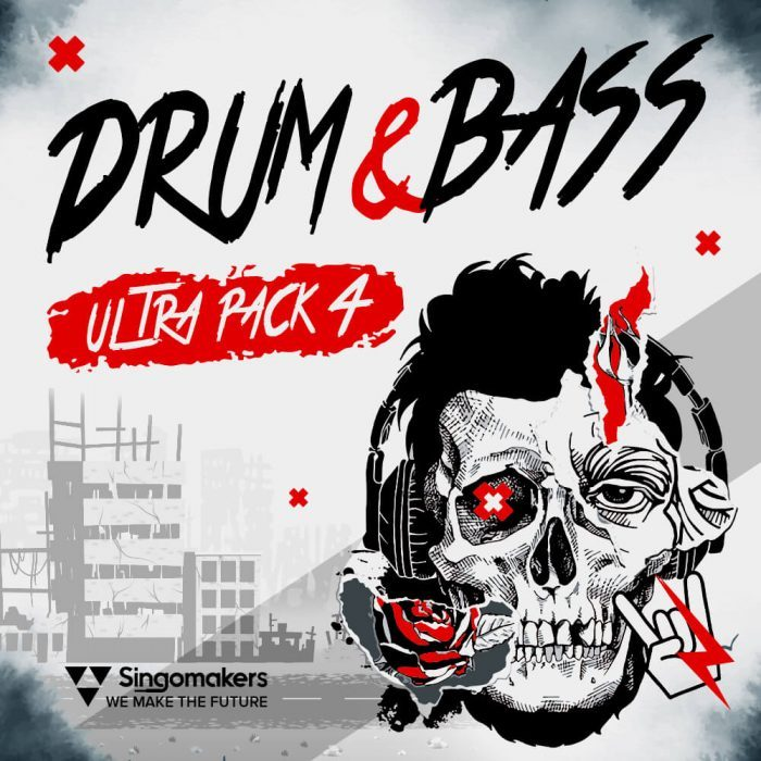 Singomakers Drum & Bass Ultra Pack 4