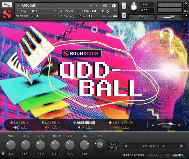 Soundiron Oddball