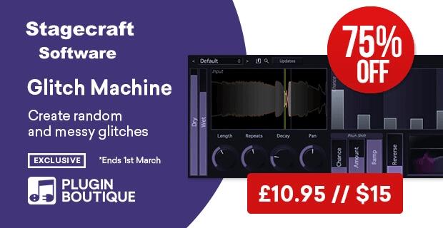 Stagecraft Glitch Machine sale