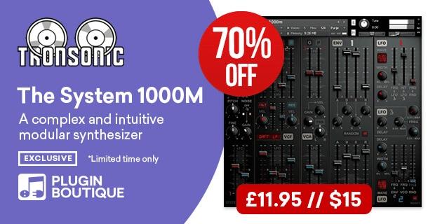 Tronsonic System 1000M sale