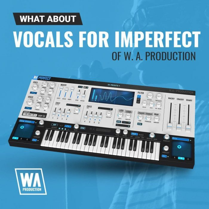 WA Vocals for ImPerfect
