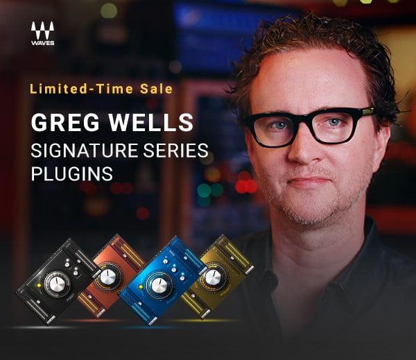 Waves Greg Wells Sale