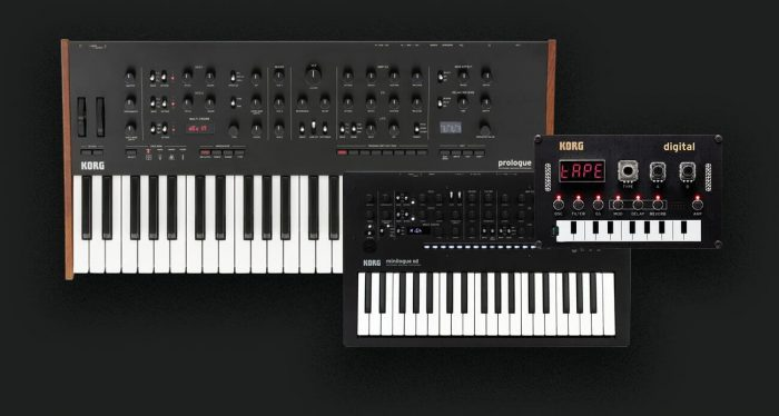 2getheraudio Korg oscillators