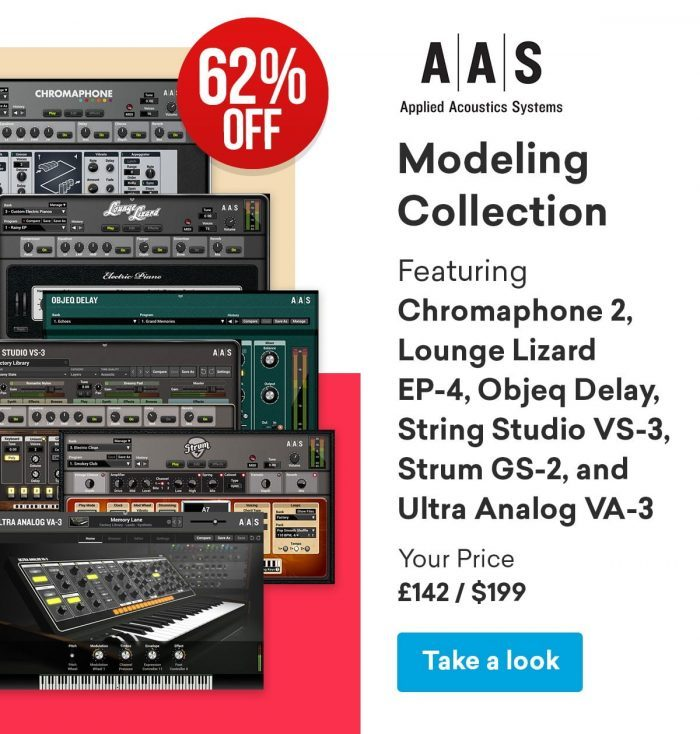 AAS Modeling Collection Sale 62