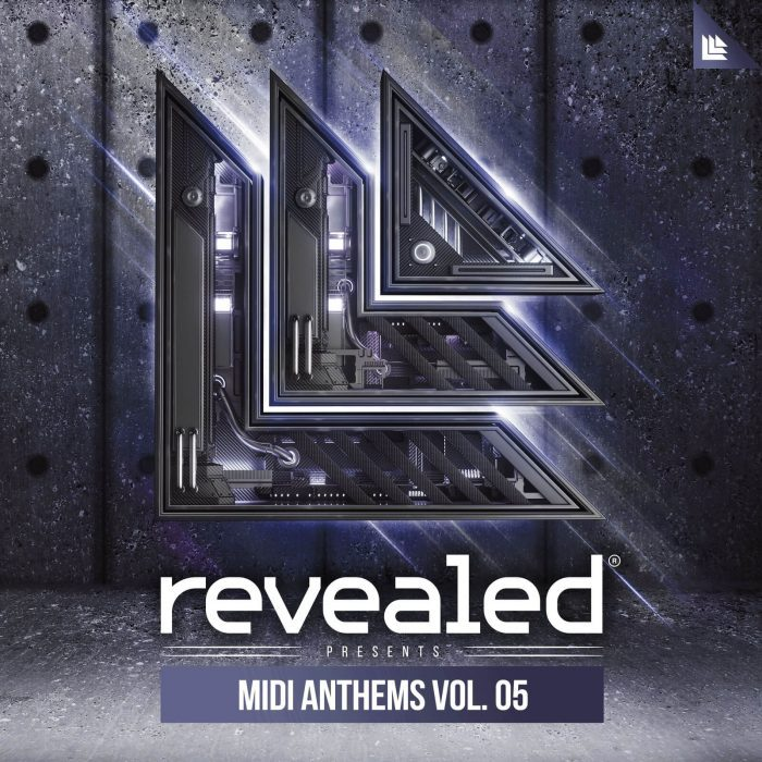 Alonso Sound Revealed MIDI Anthems Vol 5