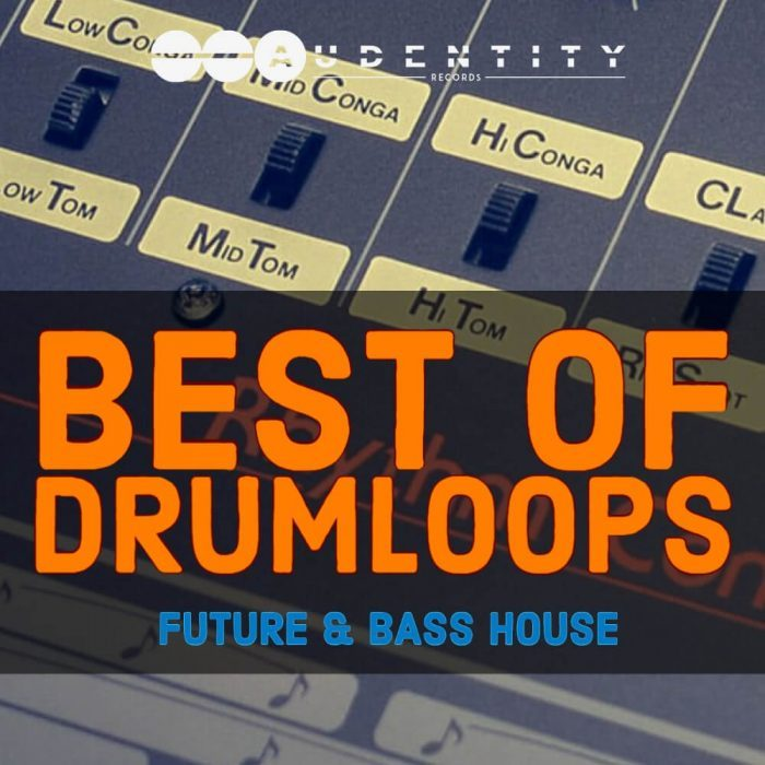Audentity Records Best Of Drumloops