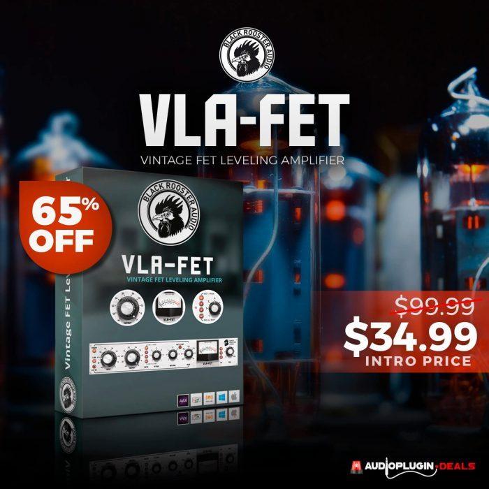 Audio Plugin Deals VLA FET