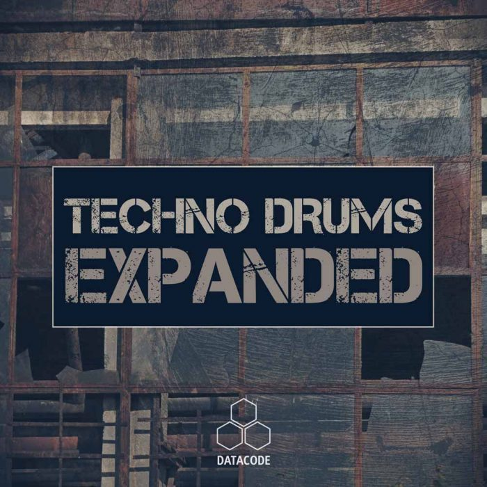 Datacode Techno Drums Expanded