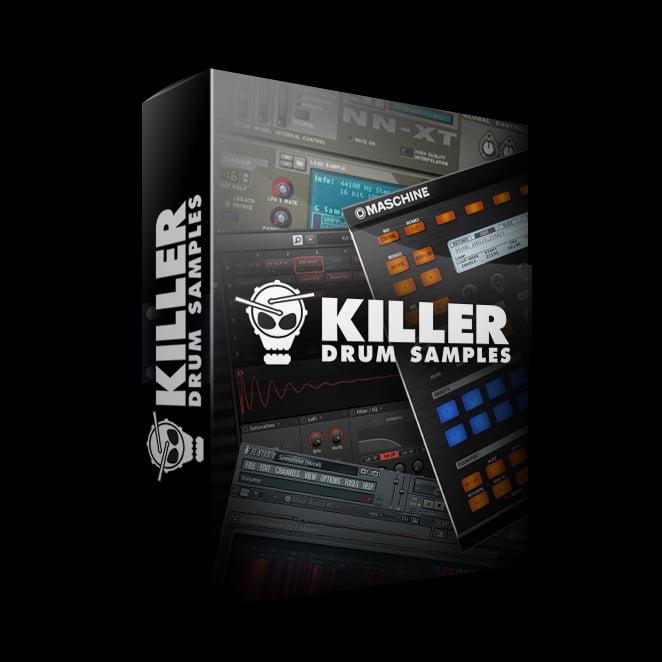 Dave Fore Killer Drum Samples