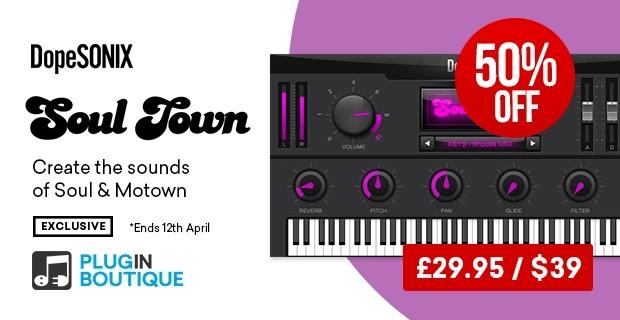 Soul Town sale