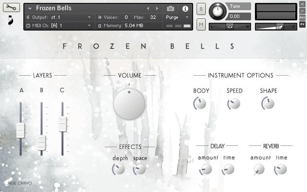 Frozen Bells