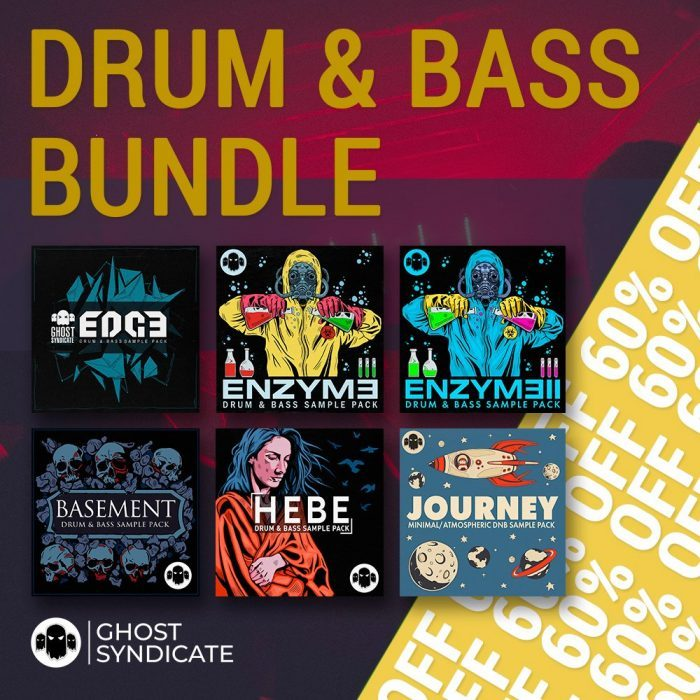 Ghost Syndicate Drum & Bass Bundle