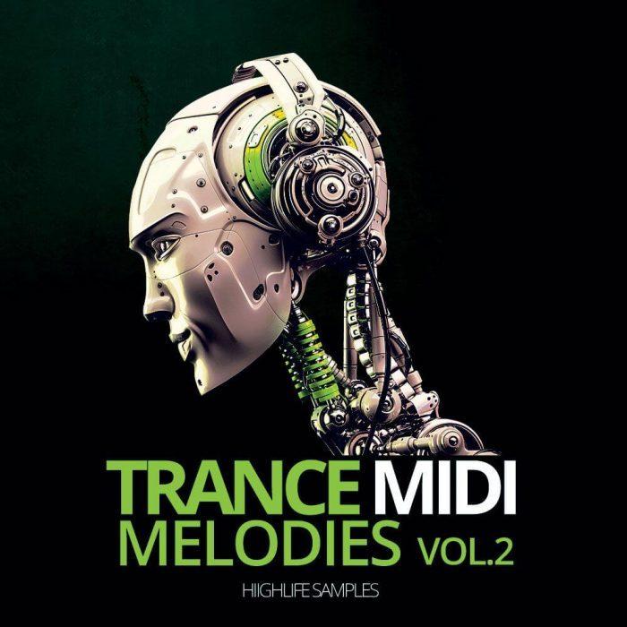 HighLife Samples Trance Midi Melodies Vol 2