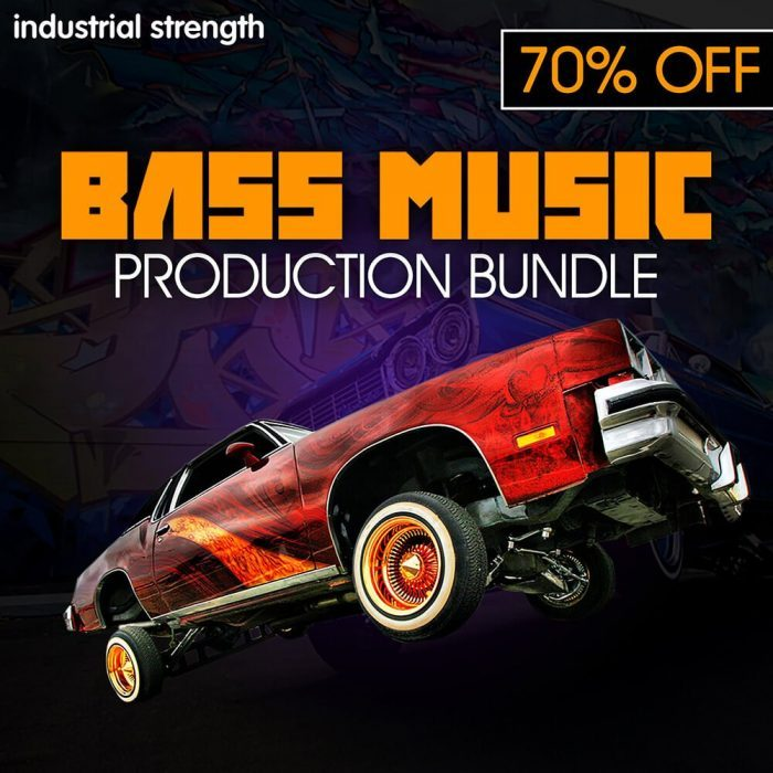 Industrial Strength Bass Music Production Bundle