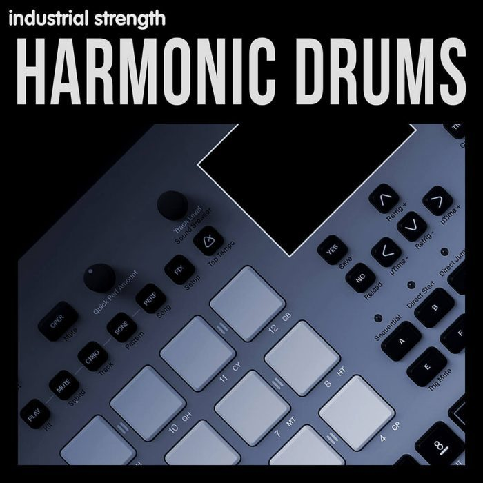 Industrial Strength Harmonic Drums