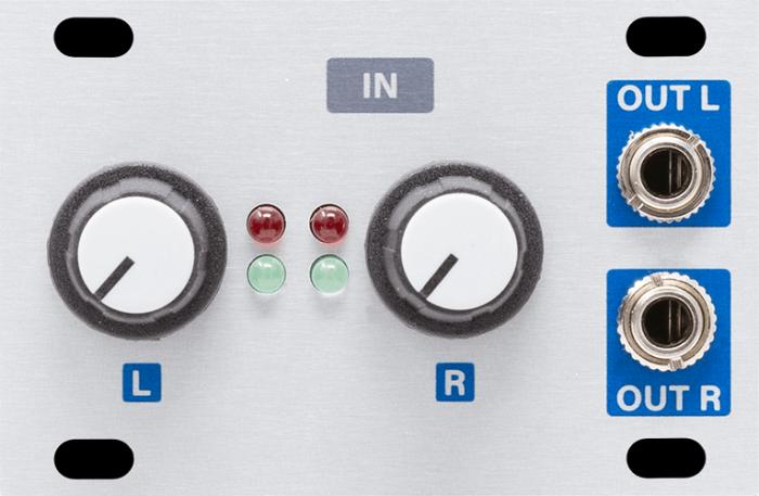 Intellijel Stereo Line In 1U
