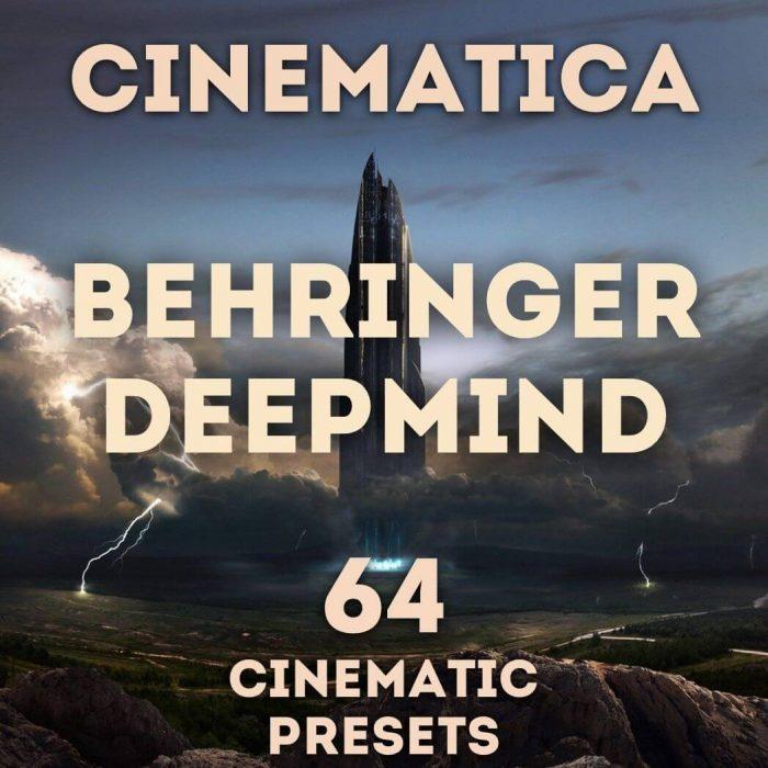 LFO Store Cinematica Behringer Deepmind