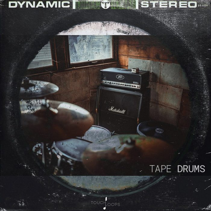 Touch Loops Tape Drums