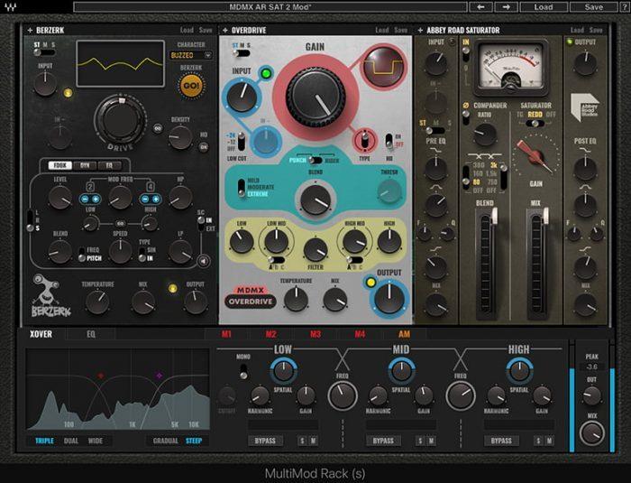 Waves Audio MultiMod Rack