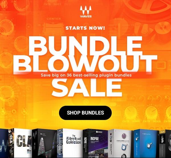 Waves Blowout Bundle Sale