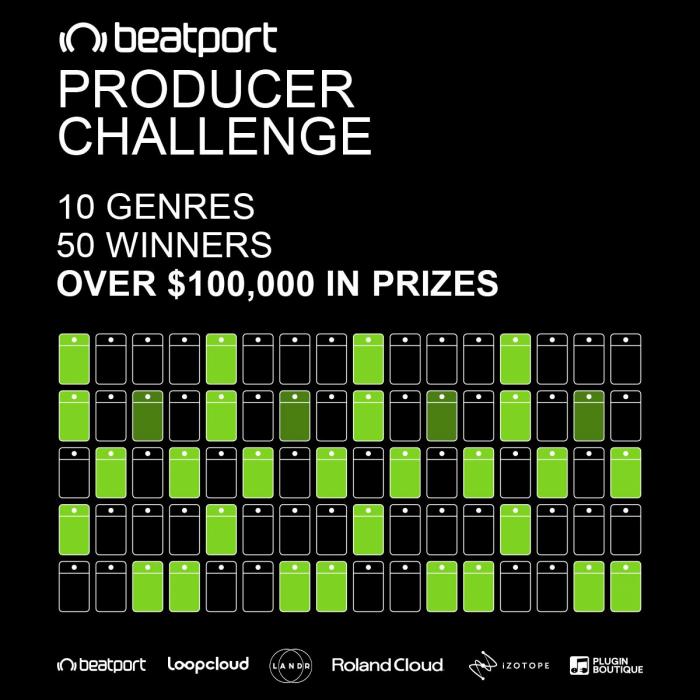 Beatport Producer Challenge