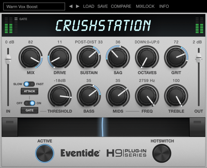 Eventide Audio CrushStation
