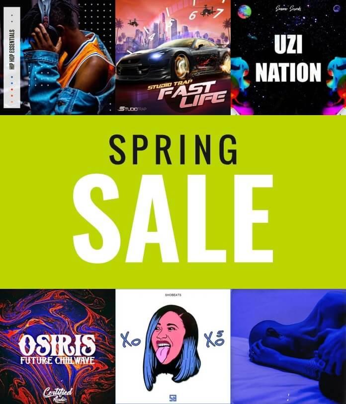 ProducerSpot Spring Sale 2020