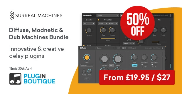 Surreal Machines 50% OFF