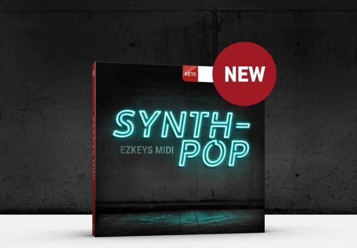 Toontrack Synth Pop EZkeys MIDI
