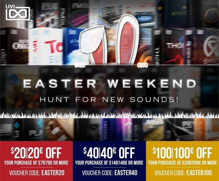 UVI Easter Weekend