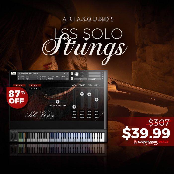 Audio Plugin Deals LSS Solo Strings