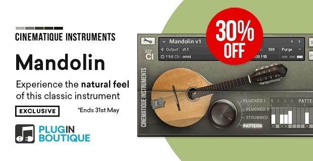 Cinematique Instruments Mandolin 30