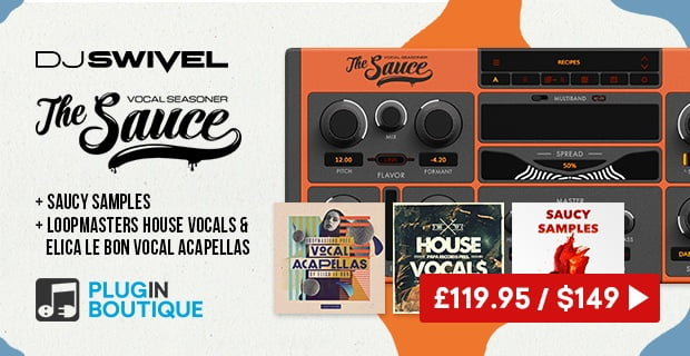 DJSwivel TheSauce Bundle