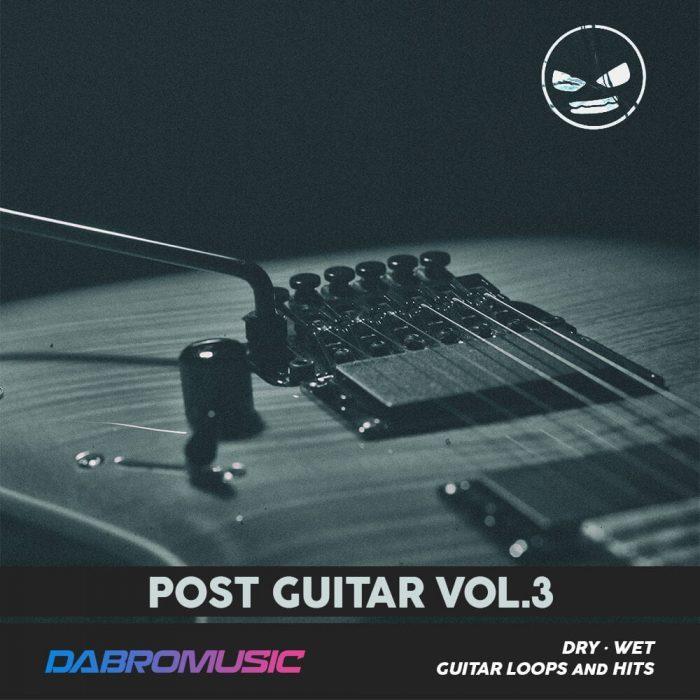 Dabro Music Post Guitar Vol 3