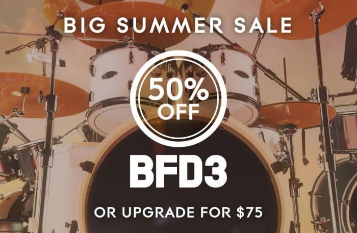 FXpansion BFD3 Summer Sale