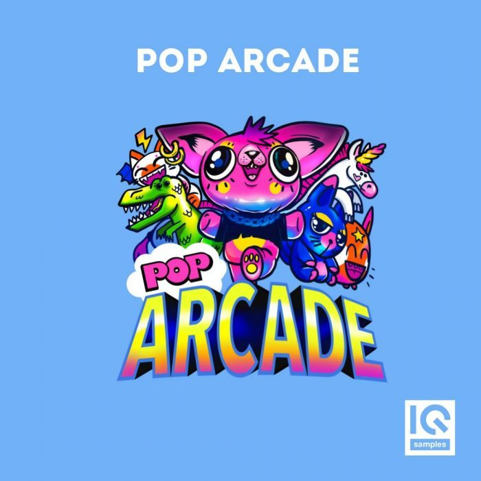 IQ Samples Pop Arcade