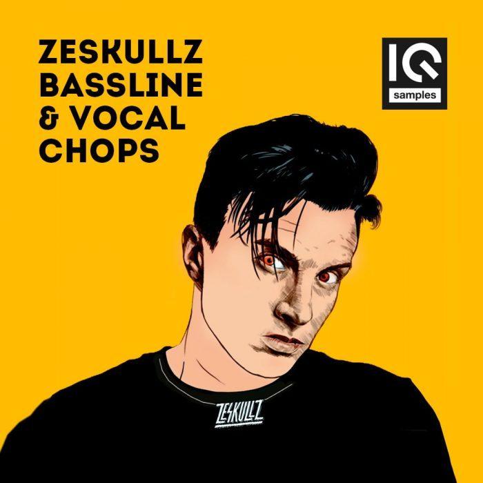 IQ Samples Zeskullz Bassline Vocal Chops