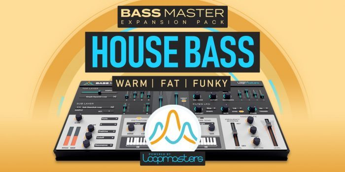 Loopmasters House Bass for Bass Master