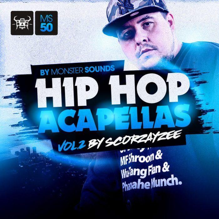Monster Sounds Hip Hop Acapellas 2