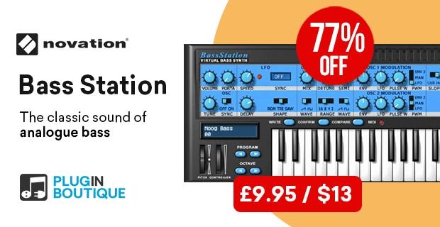 NovationBassStation Sale