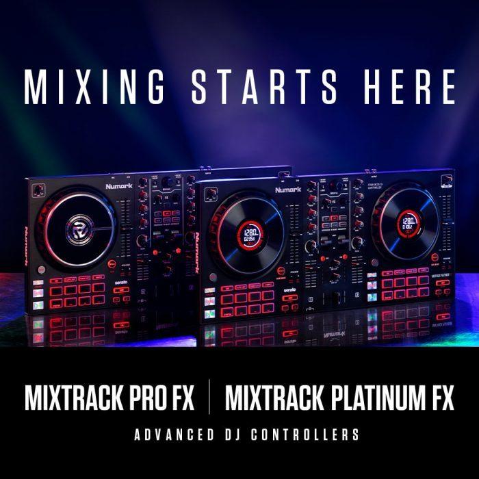 Numark MixtrackFX