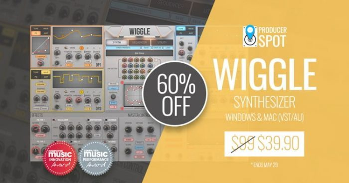 ProducerSpot Wiggle 60Sale