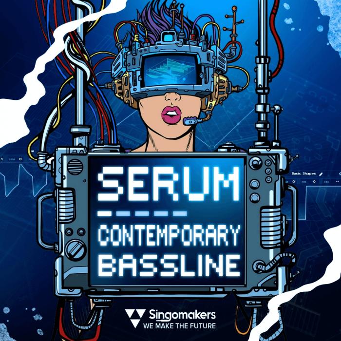 Singomakers Serum Contemporary Bass