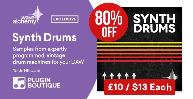 WA Synth Drums 80