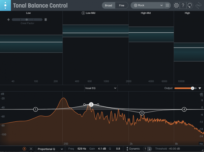 iZotope Tonal Balance Control 2