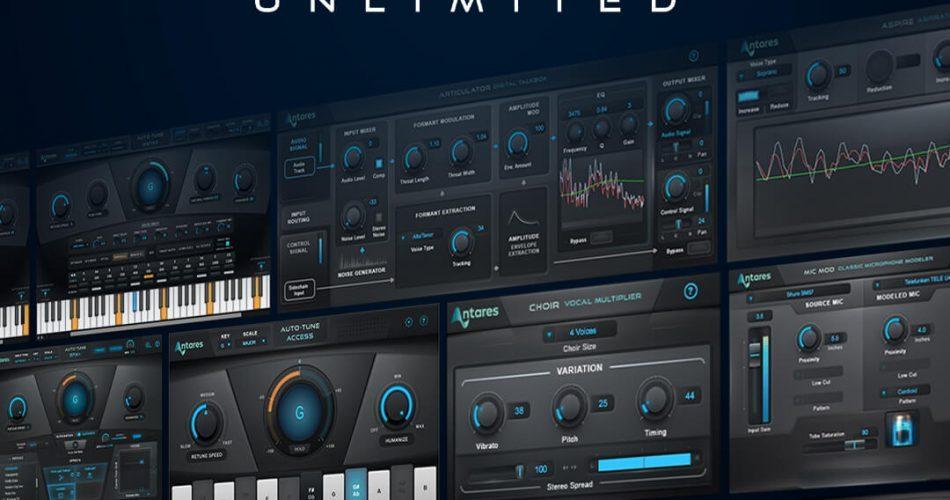 Antares Auto Tune Unlimited