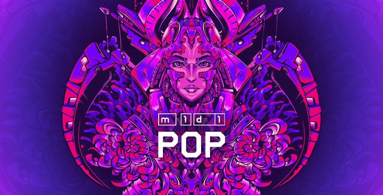 m1d1 releases Pop MIDI progressions and harmonies